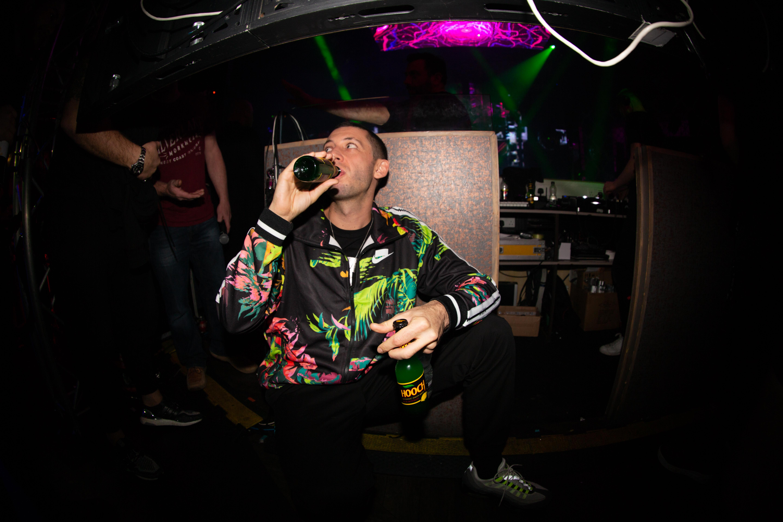 Example y un DJ Set desde el otro lado del mundo - Radio Cantilo