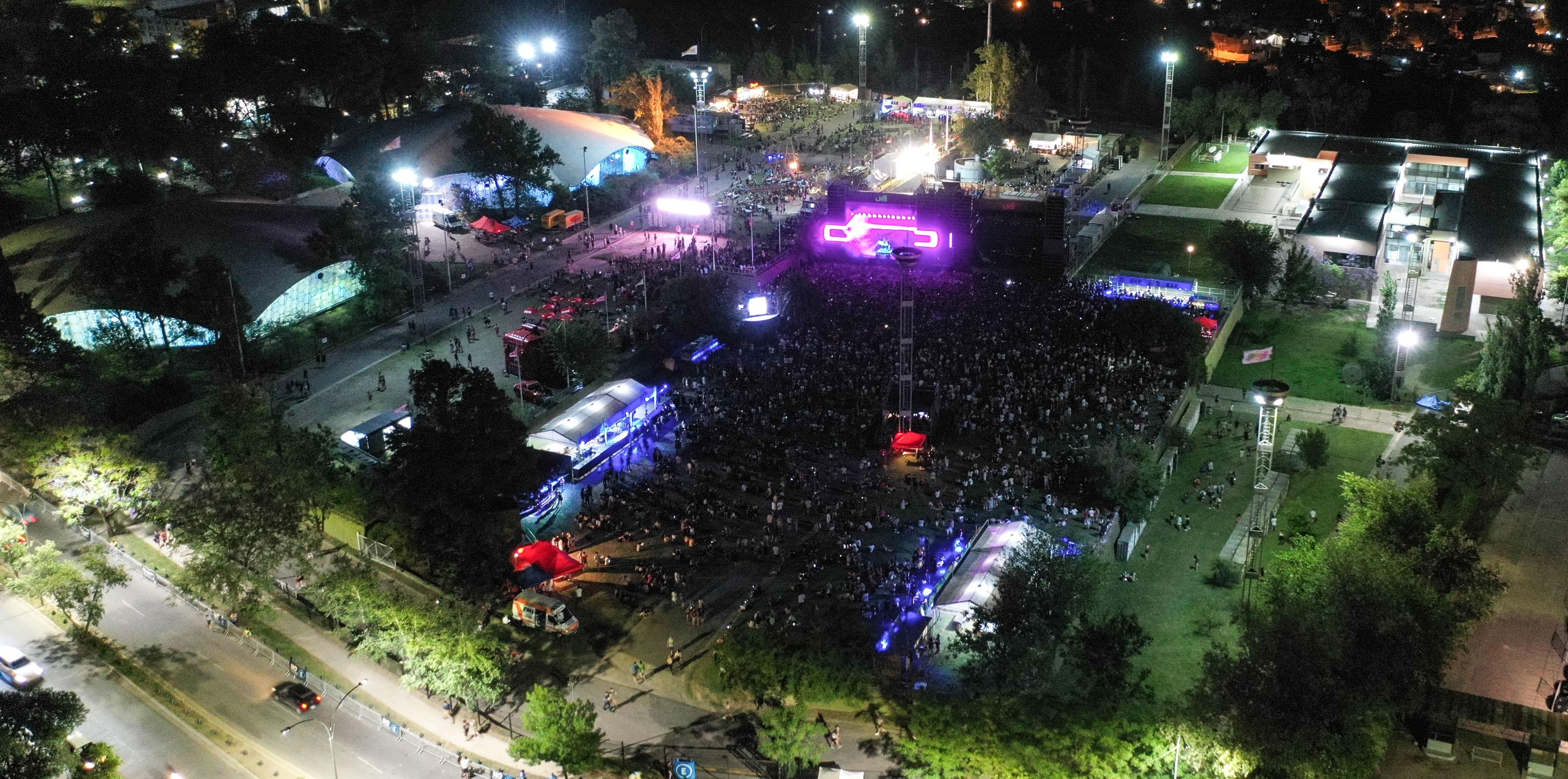 """Festival LNG: """"La música no tiene moral"""" - Radio Cantilo"""