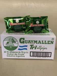 Lo amás o lo odiás: ¡Se viene el Guaymallen triple de Fruta!