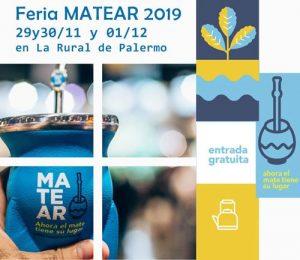 ¡Se viene la 3° edición de la feria Matear 2019!