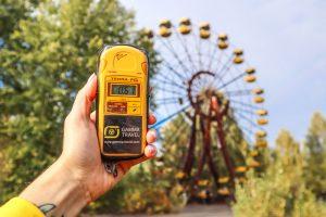 Un tour por Chernobyl