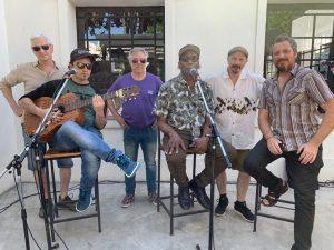 Una tarde a puro reggae con Dennis Bovell