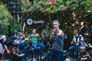 Los Cafres celebran 30 años en la música junto a Spotify y sus fans
