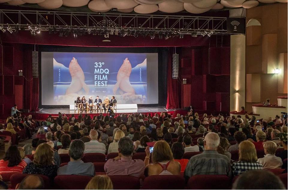 Mar del Plata vibra con la 34° edición del Festival Internacional de Cine - Radio Cantilo