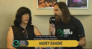 A solas con Marky Ramone