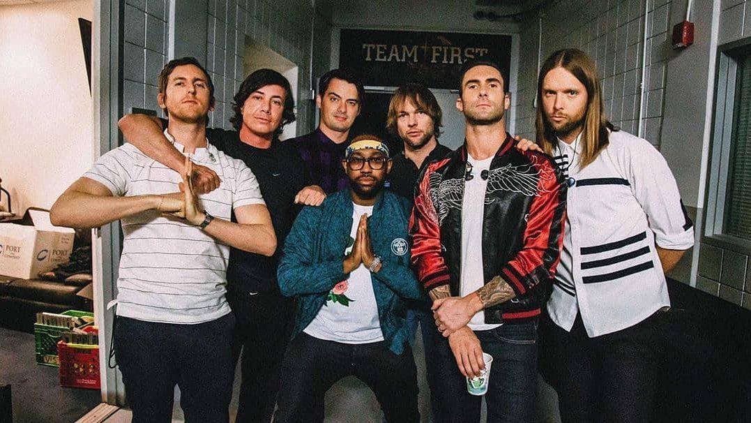 Comenzó la venta de entradas para ir a ver a Maroon 5 - Radio Cantilo