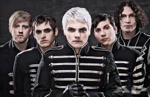 My Chemical Romance anunció su regreso a los escenarios