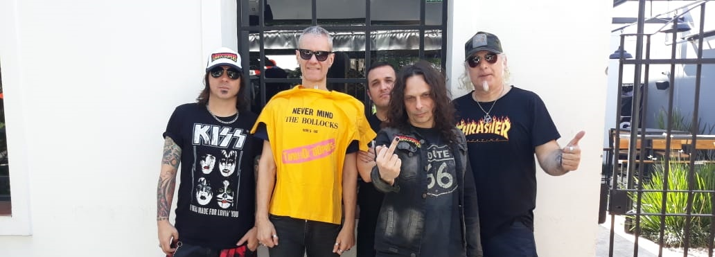 Turbocoopers llenó de rock la tarde de Dale - Radio Cantilo