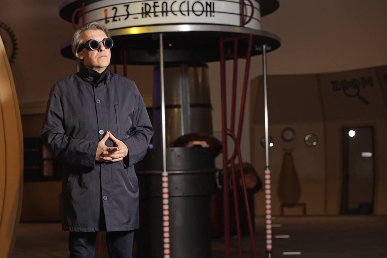 Lautaro Mazza y Daniel Melero en el último programa de Divina Tanguedia - Radio Cantilo
