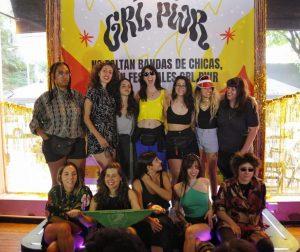 F5 a la música: vivimos el lanzamiento del festival GRL PWR en Buenos Aires