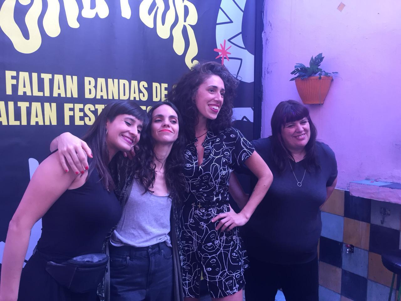 F5 a la música: vivimos el lanzamiento del festival GRL PWR en Buenos Aires - Radio Cantilo