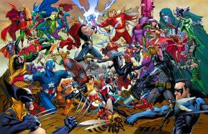Marvel vs DC: un documental nos mostrará el origen de la rivalidad