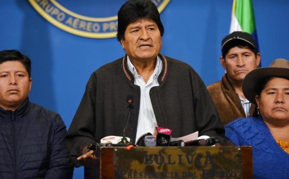Bolivia en llamas: análisis tras la renuncia de Evo Morales y un nuevo golpe de Estado - Radio Cantilo