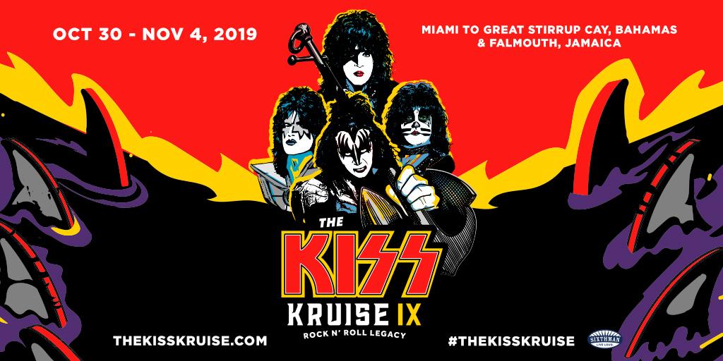 """Lo que dejó el """"Kiss Kruise"""" 2019 - Radio Cantilo"""