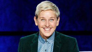 Ellen tendrá un Globo de Oro honorífico