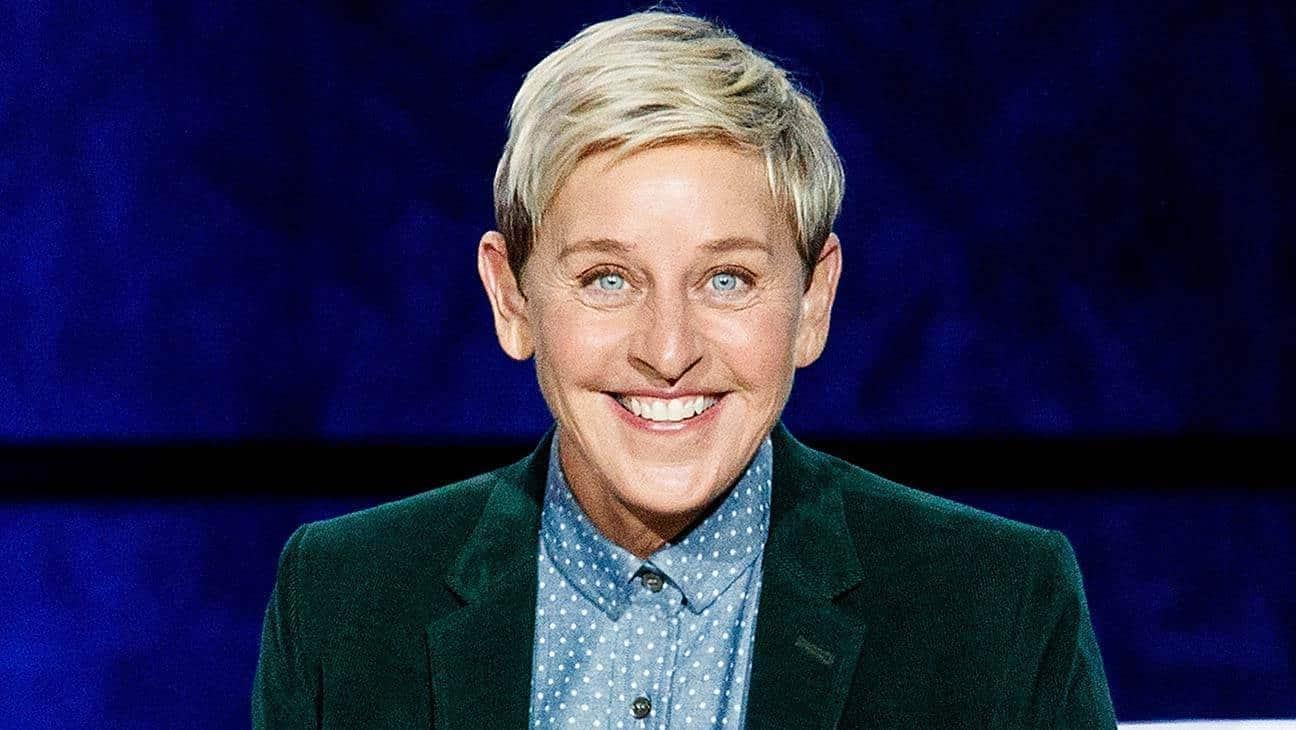 Ellen tendrá un Globo de Oro honorífico - Radio Cantilo