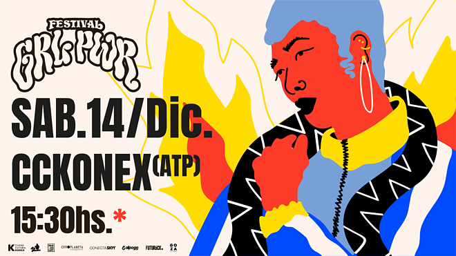 ¡El festival GRL PWR llega Buenos Aires! - Radio Cantilo
