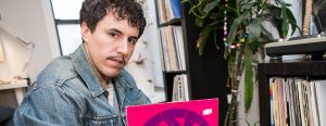 Jex Opolis, un DJ ecléctico con veinte años de trayectoria