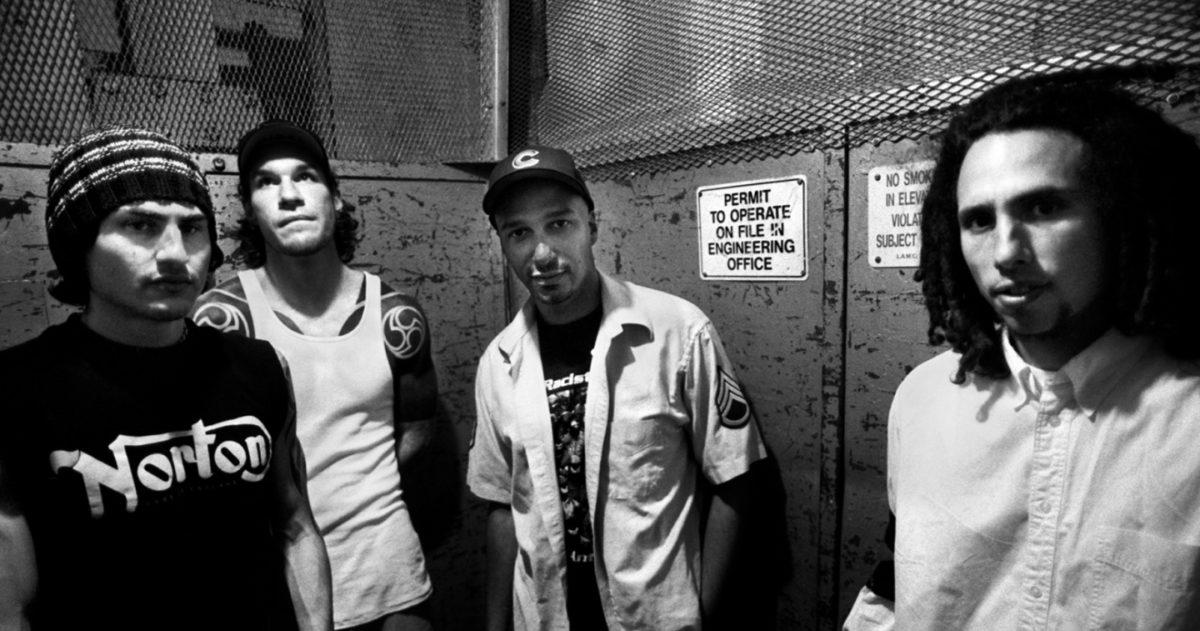 ¡Vuelve Rage Against the Machine! - Radio Cantilo
