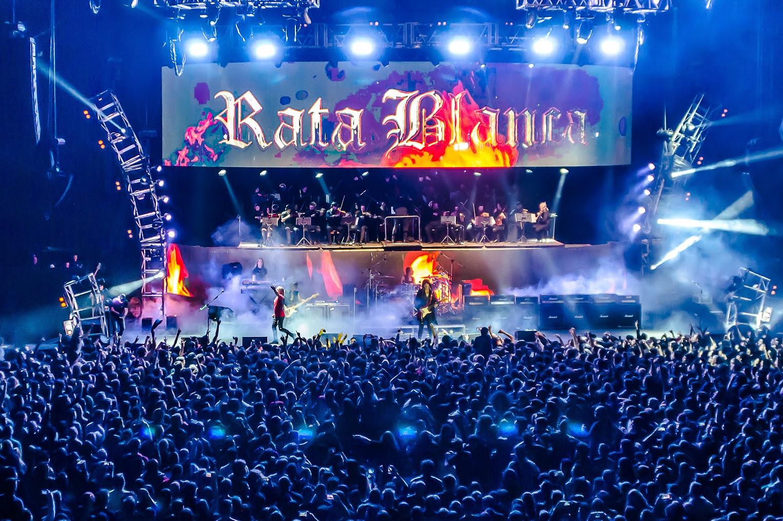 ¡Ganate una entrada con Meet & Greet para ver a Rata Blanca! - Radio Cantilo