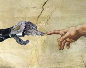 Vaso medio lleno, vaso medio vacío: transhumanismo