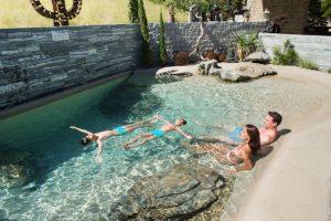 ¿Conocías las piscinas de playa?