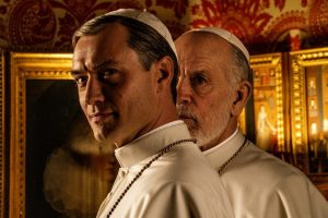 The New Pope presentó su tráiler