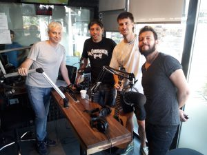 Escuchá: Acústico de La Cumparsita Rock 72