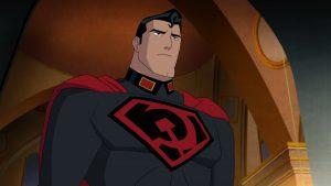 Llegó el tráiler de Superman: Red Son