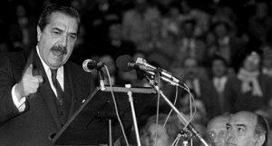 Raúl Alfonsín y un documental necesario para la historia política argentina