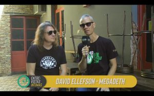 ¡David Ellefson en exclusiva con Radio Cantilo!