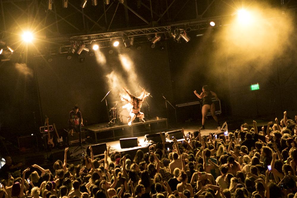 Buenos Aires vibró con el festival GRL PWR - Radio Cantilo