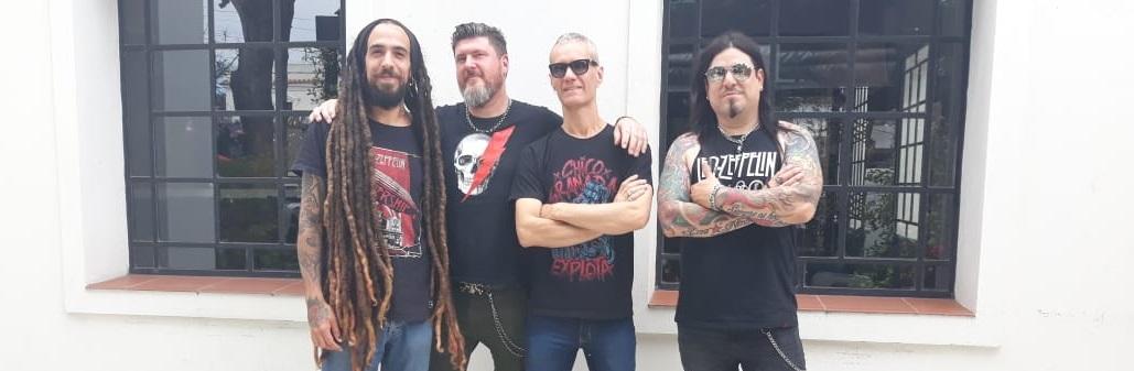 Psicomaggia: hard rock en Dale - Radio Cantilo