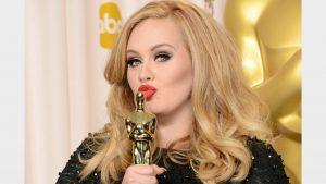 Adele y un éxito de película