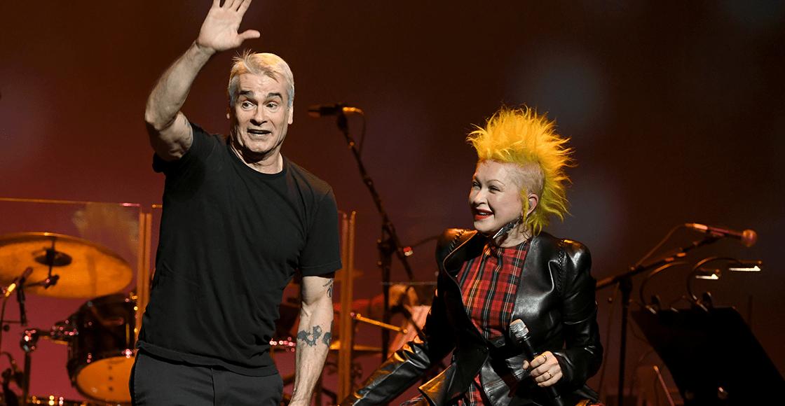 ¿Cyndi Lauper se volcó al punk? - Radio Cantilo