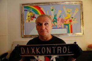 Nando Dixkontrol, el super héroe de la música electrónica