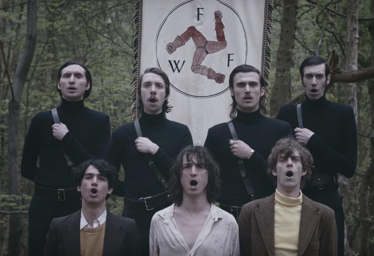 Fat White Family: una banda que no deja de crecer en la escena londinense - Radio Cantilo