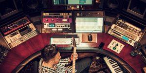 Anécdotas imprecisas del rock: formas raras de grabar