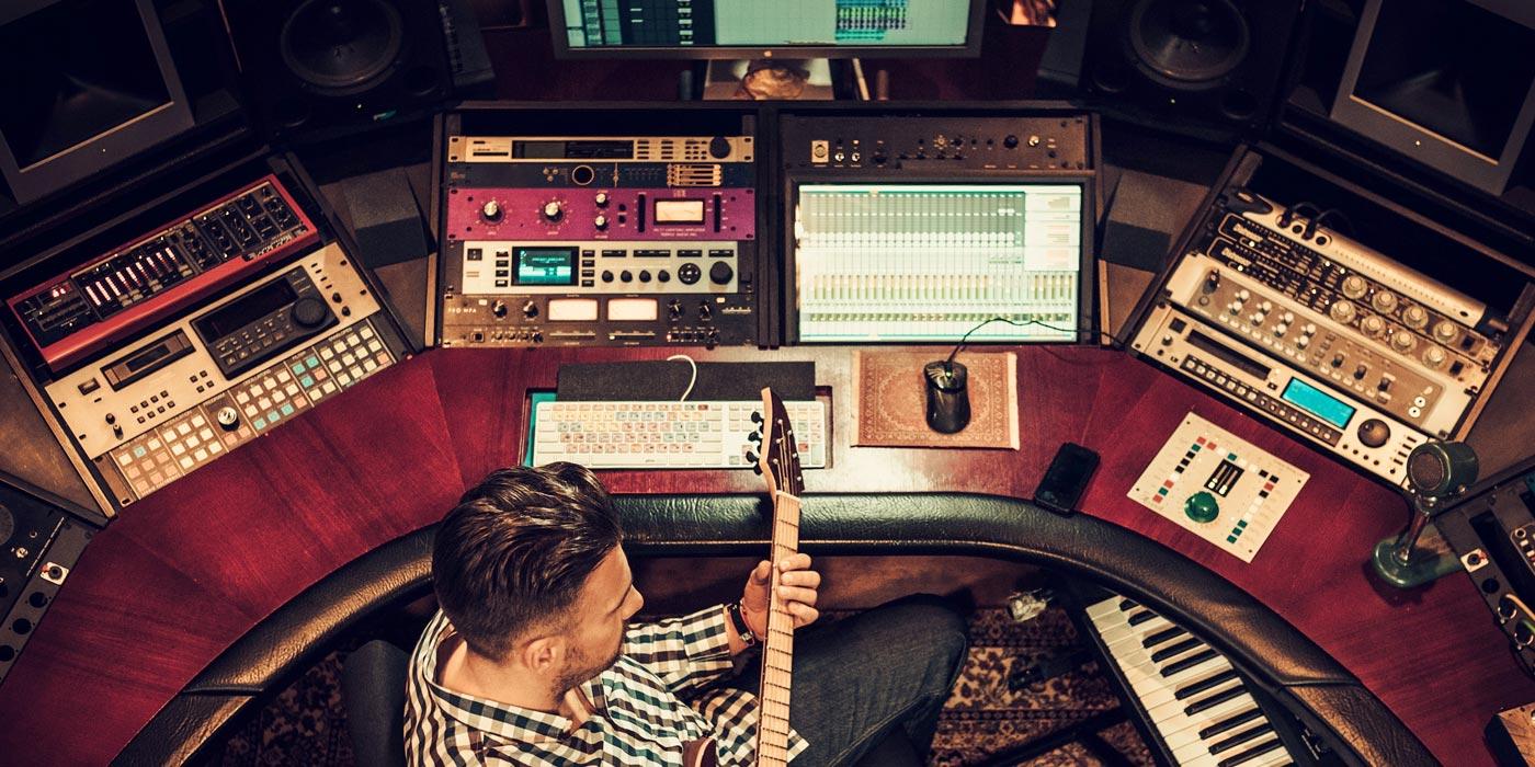 Anécdotas imprecisas del rock: formas raras de grabar - Radio Cantilo