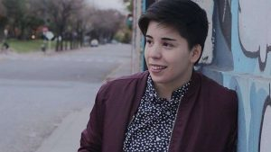 """Cumbio"", la primera influencer de Argentina"