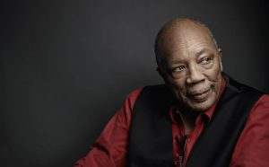 Clínica del doctor B: Quincy Jones
