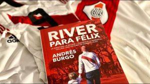 """""""River para Félix"""" y una charla con su autor"""