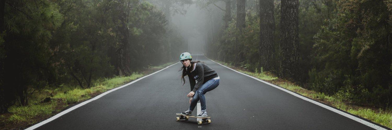 El longboard es cosa de chicas - Radio Cantilo
