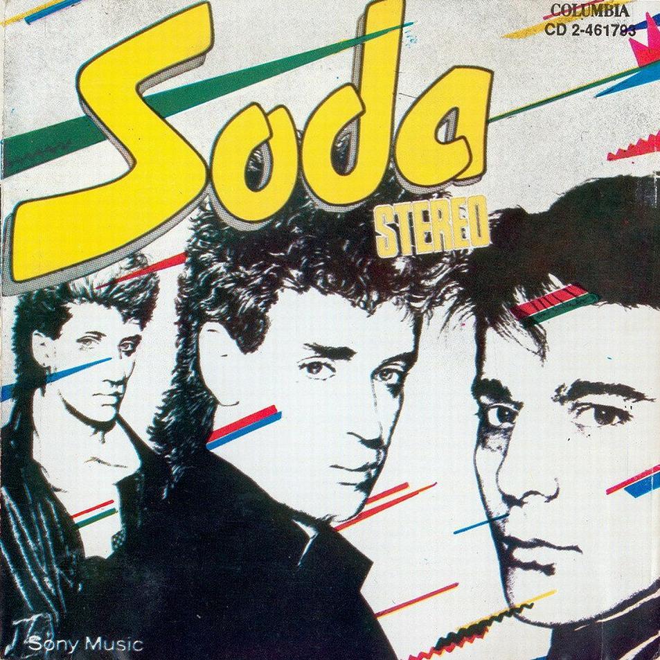 El día que Soda Stereo se llamó Soda Stereo - Radio Cantilo