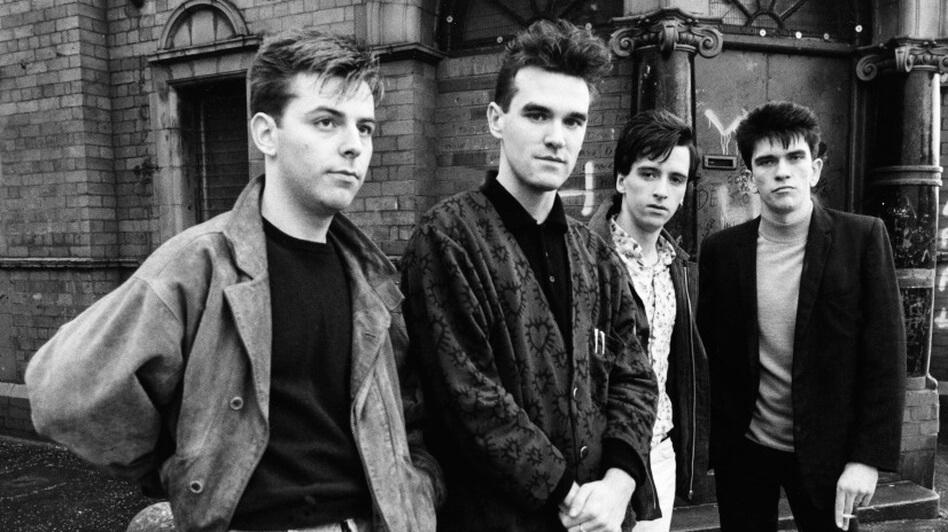 ¡Develan la primera grabación que hizo The Smiths! - Radio Cantilo