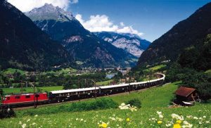 Jueves de cuentos: Tren a Zurich