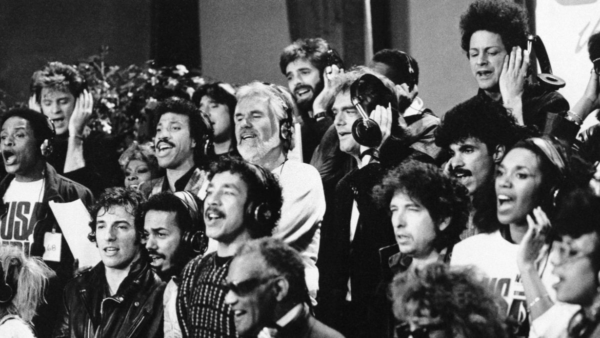 "A 35 años de la grabación de ""We Are The World"" - Radio Cantilo"
