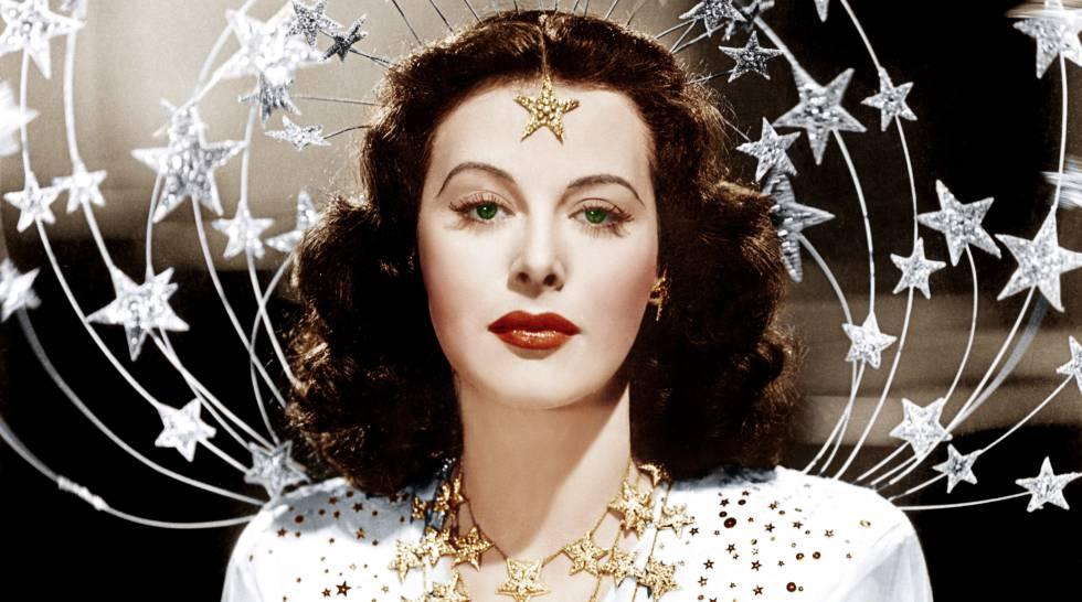 La historia de Hady Lamarr: de actriz de Hollywood a pionera tecnológica - Radio Cantilo