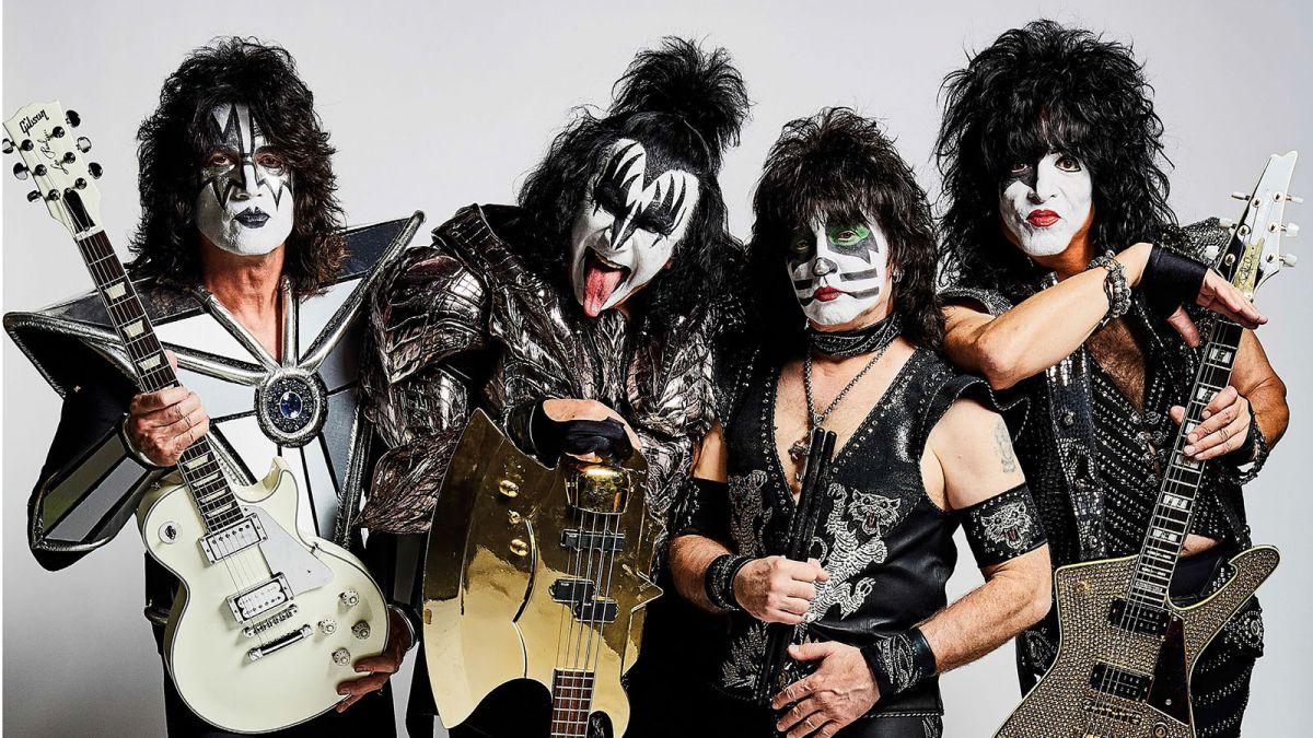 ¡Mirá el primer show de Kiss con el emblemático maquillaje! - Radio Cantilo