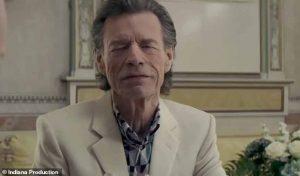 ¡Mick Jagger volvió a la pantalla grande!